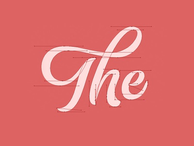 Proper Vectoring #3 type typography design vector the hand lettering lettering
