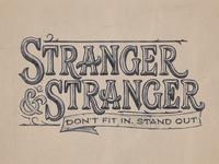 Stranger & Stranger