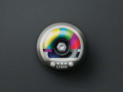 Inch x Inch – Television (2) illustration skateboard wheel tv vector design wheel button inch x inch skating skateboard type