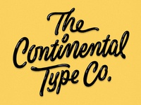 The Continental Type Company