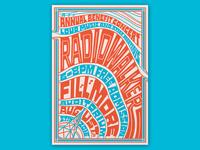 Atlassian – Radiowalker Poster