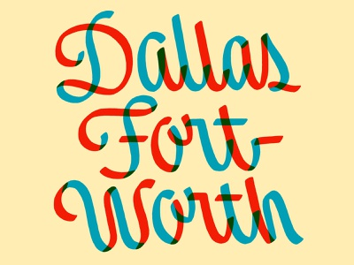 Dallas Fort Worth Lettering texas dallas lettering workshop workshop design illustration script lettering script handlettering lettering