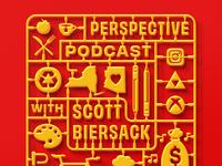 Perspectivepodcast artwork scottbiersack