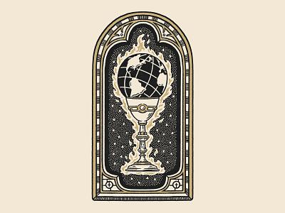 Deathwish the architects architects tattoo design permanent records tattoo illustration