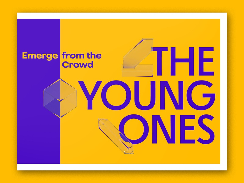 Young Ones Postcard