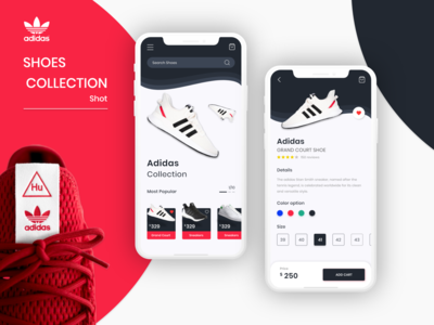 Adidas Collection App