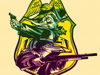 Bird Detectives comic book comics illustration art