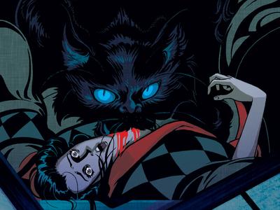 The Vampire Cat of Nabéshima