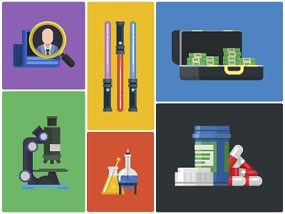 Officevibe Blog Covers officevibe illustration