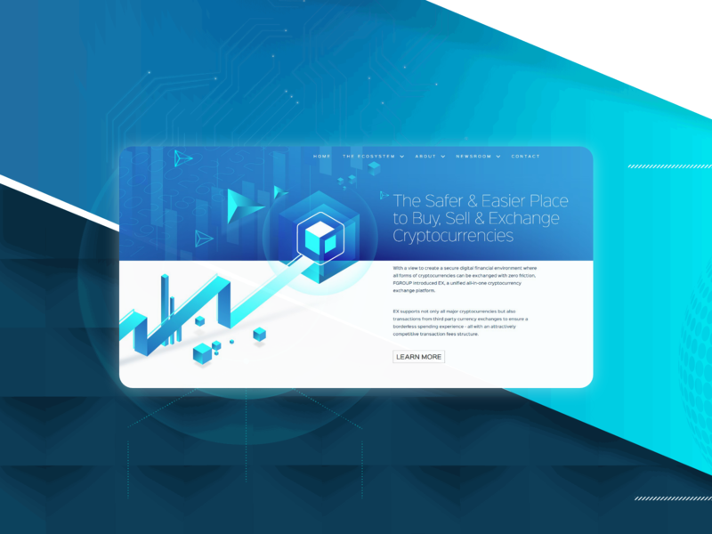 Landing page for a product launch branding minimal website flat illustration web design ui