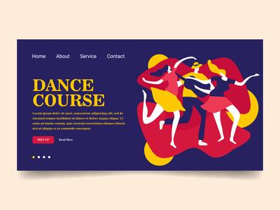 Dance Course Landing Page
