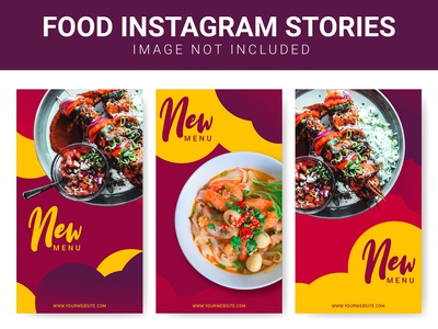 FOOD BANNER STORY