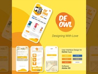 User Interface DeOwl Apps