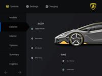 Build Your Car Site