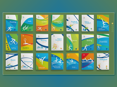 Rio 2016™   Official Sport Information Guides   01