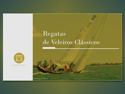 Classic Yacht Regatta   Visual Communication Design   01