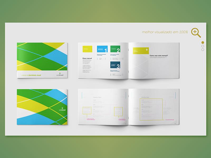 Sete Brasil | Investor Relations Company | 04 presentation stationary image manipulation e-publishing publishing visual identity brand identity