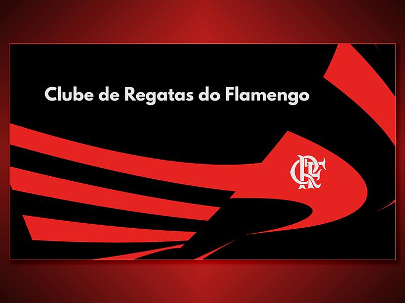 Clube de Regatas do Flamengo | ID Concept 02 strategic design marketing strategy brand utility content strategy brand identity visual identity narrative illustration presentation image manipulation