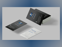 Companhia FitWell | Business card | 01
