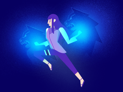 Hinata 💜 hinata naruto illustration