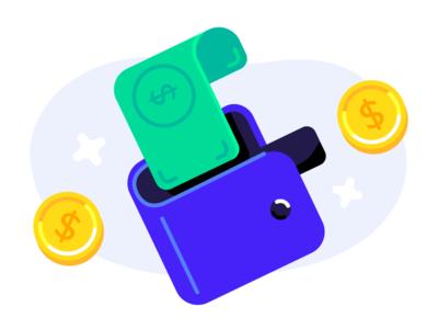 Illustration Guide Study - Money
