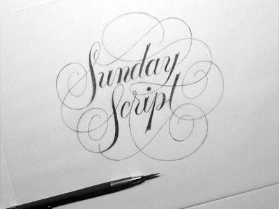 Sunday Script 1