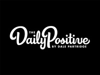 The Daily Positive Logotype