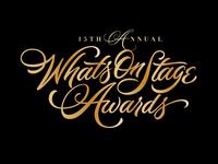 WhatsOnStage Logotype