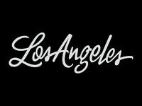Los Angeles Brush Script