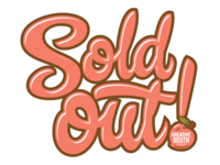 Sold Out Creative South script vector typography design identity type lettering