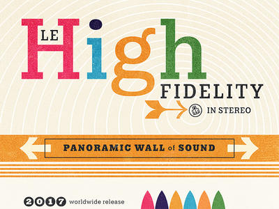 Le-HIGH-Fidelity typography character glyph lettering font typeface type
