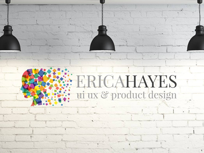Erica Hayes Logo ux ui logo