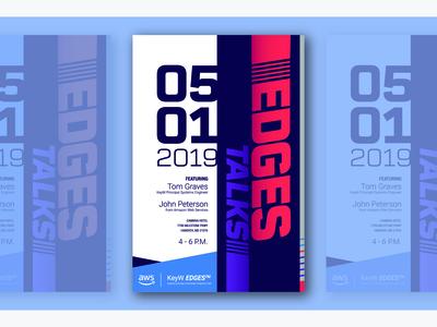 EDGES Talks Poster