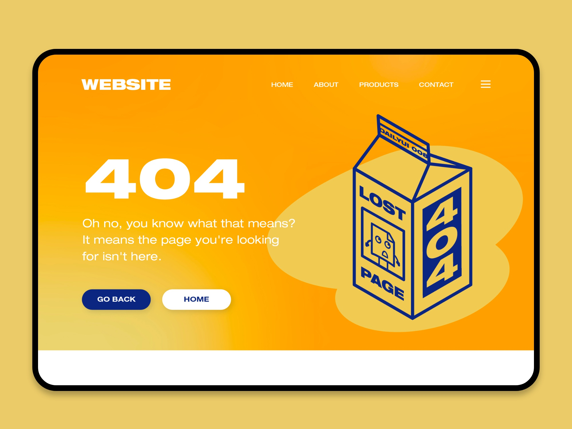 404 promo