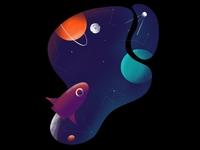 Into the Universe