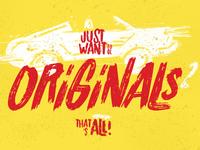 Originals 2 - Font