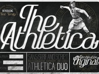The Athletica - Font