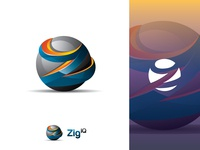 3d Letter Z Logo Design