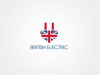 British electric logo