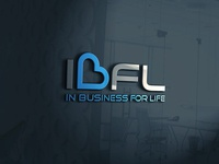 In Bussiness For Life Logo