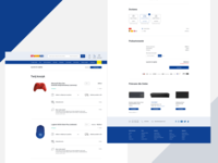 -Commerce Euro-com Shopping Cart Redesign - Part2