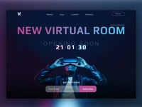 #Daily ui Countdown Timer challenge design ui promo site promo countdown timer dailyui
