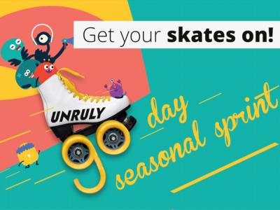 90 Day Seasonal Sprint