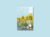 Greeting card(Summer)