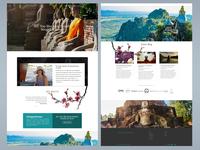 Website Design | Meditation and Energy Healing Coach