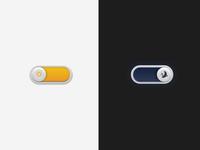 Ui swipe buttons