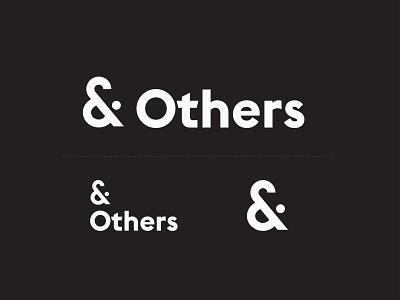 & Others - Logo minimal logo branding