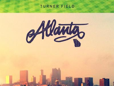 Turner Field – Atlanta, GA baseball stadium atlanta favorite place on earth atlanta braves turner field