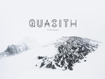 Quasith minimal download free restyling font