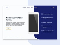 Day 3 - Landing page